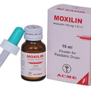 Moxilin-ACME Laboratories Ltd-Pediatric Drops