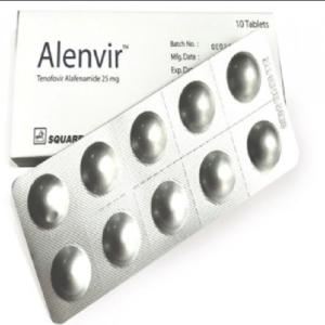 Alenvir Tablet 25 mg Square Pharmaceuticals Ltd.