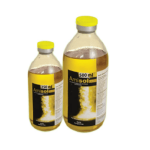 Amisol - IV Infusion5% - 500 ml popular