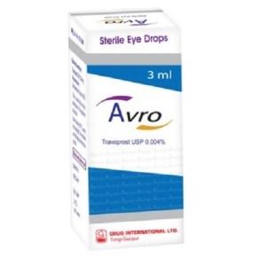 Avro - Ophthalmic Solution 3 ml ( Drug )