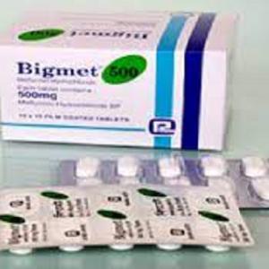 Bigmet- Tablet 500 mg reneta limited
