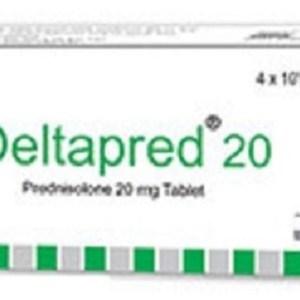 Deltapred - 20 mg Tablet( ZIska )