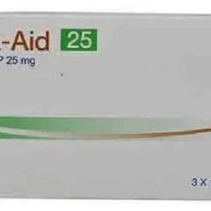 Gaba-Aid - 25 mg Capsule ( Labaid )