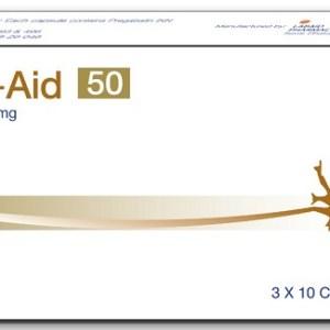 Gaba-Aid - 50 mg Capsule ( Labaid )