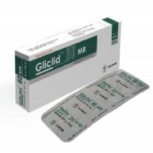Gliclid MR Tablet 60 mg ACME Laboratories Ltd.