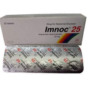 Imnoc- 25 mg Tablet ( Unimed )