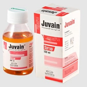 Juvain - Syrup 100 ml( Opsonin )