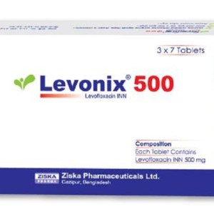 Levonix- Tablet 500mg (Ziska Pharmaceuticals Ltd)