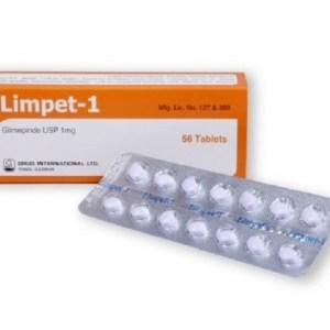 Limpet- 1 mg Tablet ( Drug )