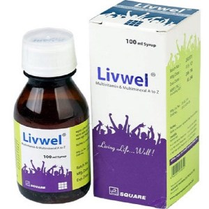 Livwel - Syrup 100 ml(Square Pharmaceuticals Ltd)