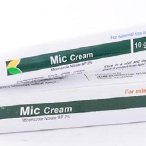 MIC- Cream 10 gm tube(Globe Pharmaceuticals Ltd)