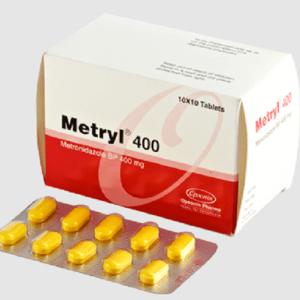 Metryl Tablet 400 mgOpsonin Pharma Ltd