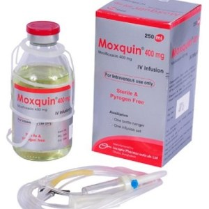 Moxquin- IV Infusion 250 ml bottle(Incepta Pharmaceuticals Ltd.)