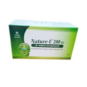 Nature-E - 200 IU Capsule (Liquid Filled)( Unimed )
