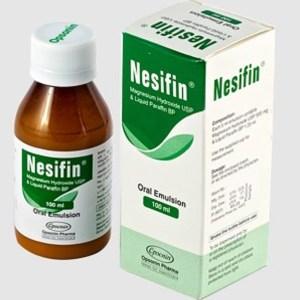 Nesifin- Oral Emulsion 100 ml bottle(Opsonin Pharma Ltd)