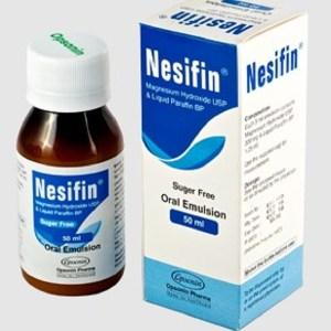 Nesifin- Oral Emulsion 50 ml bottle(Opsonin Pharma Ltd)