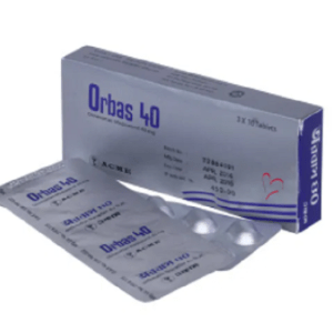 Orbas - Tablet 40 mg achme labratories