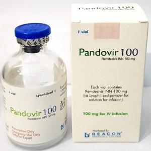 Pandovir - IV Infusion 100 mg vial ( Beacon )