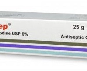 Povisep - Cream 25 gm tube( Jayson )