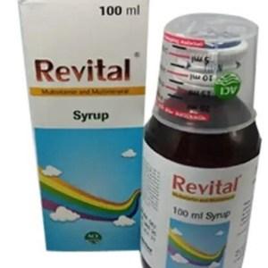 Revital - Syrup 100 ml(ACI Limited)