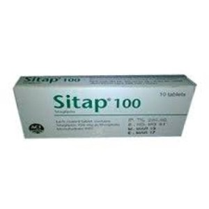 Sitap - 100 mg Tablet( ACI )