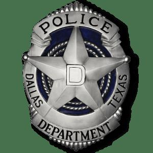 Dallas Police Department logo