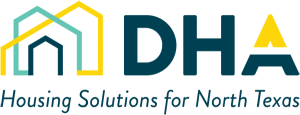 DHA Housing Solutions for North Texas logo