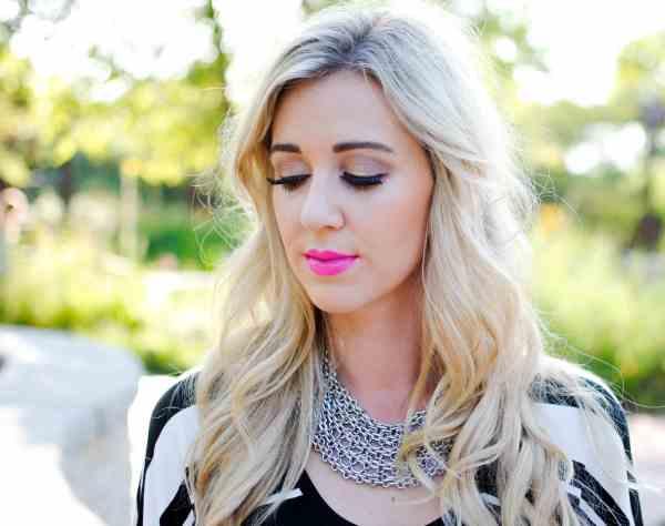 gerard cosmetics lip / bellami hair 'ash blonde'