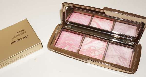 hourglass ambient lighting blush palette