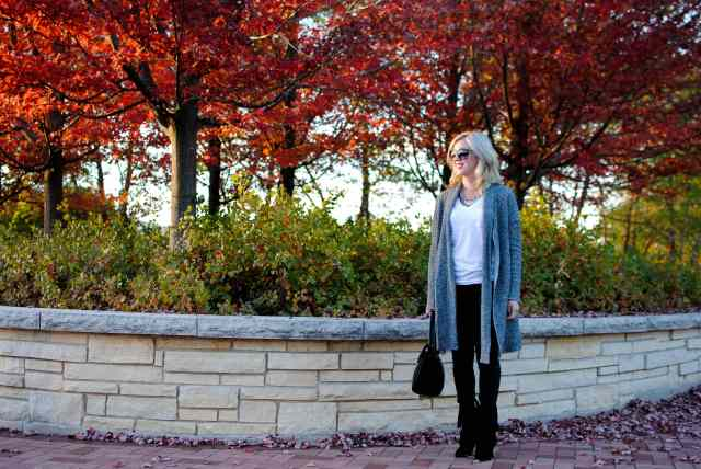 casual chic fall style