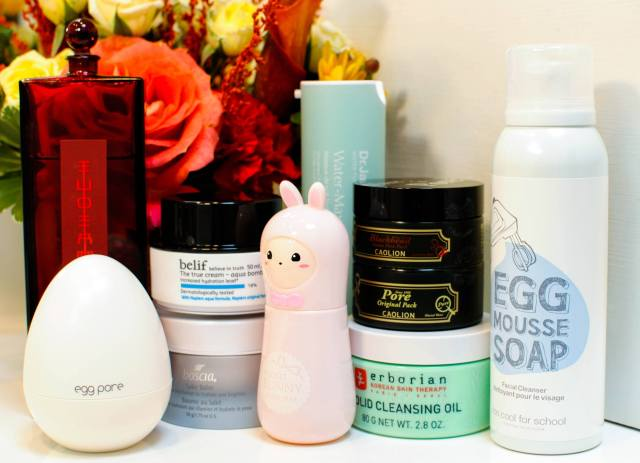 korean 10 step skin care regimen