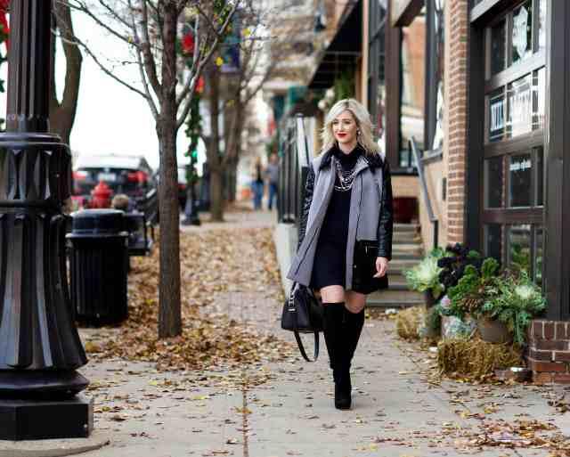 fall winter look