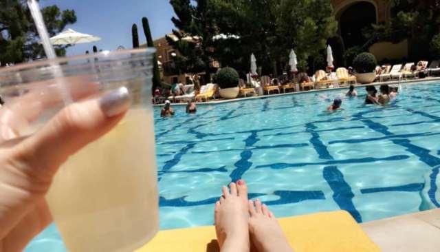 the wynn pool