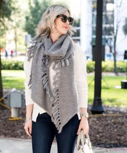 free people fringe scarf