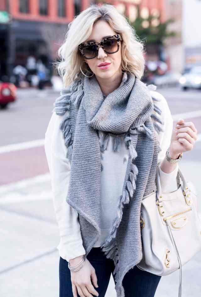 free people scarf