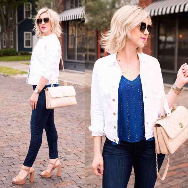 Happy Friday!!! New blog post These are the jeans Ihellip