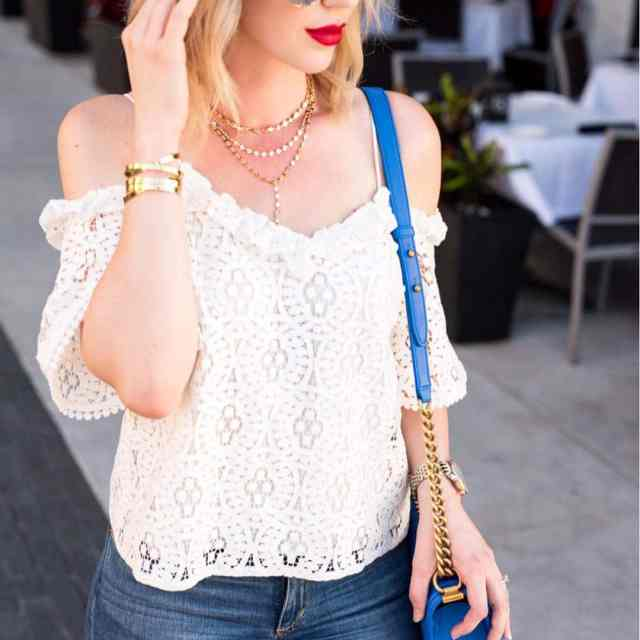 New blog post! This necklace is the perfect dupe forhellip