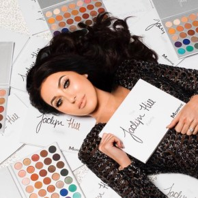 Morphe x Jaclyn Hill Eyeshadow Palette Reveal