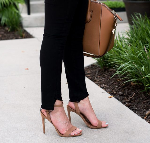 steve madden Landen Ankle Strap Sandal