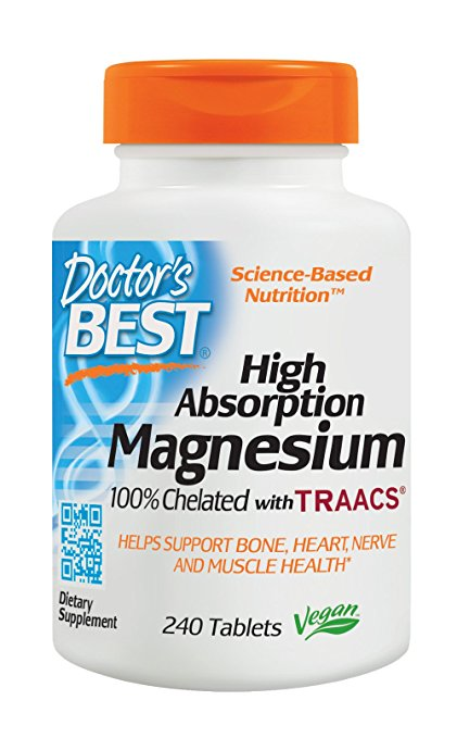 Magnesium supplement benefits