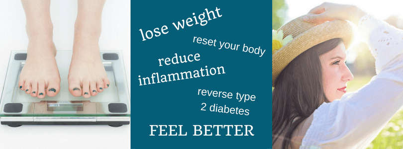 Weight loss plan banner