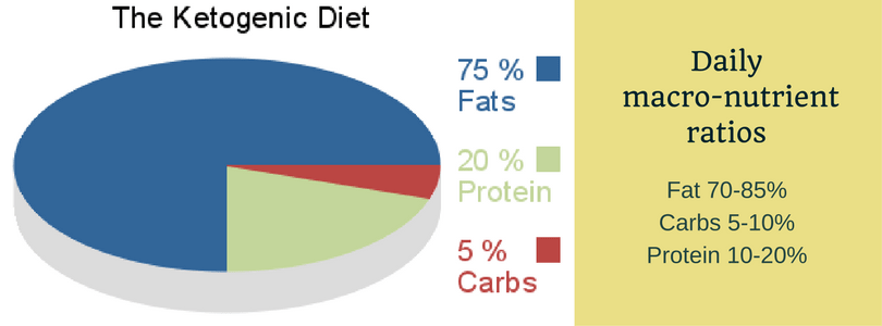 Ketogenic diet basics macro-ratios