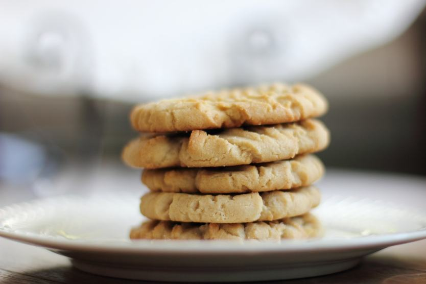 Low carb cookie recipe - sugar
