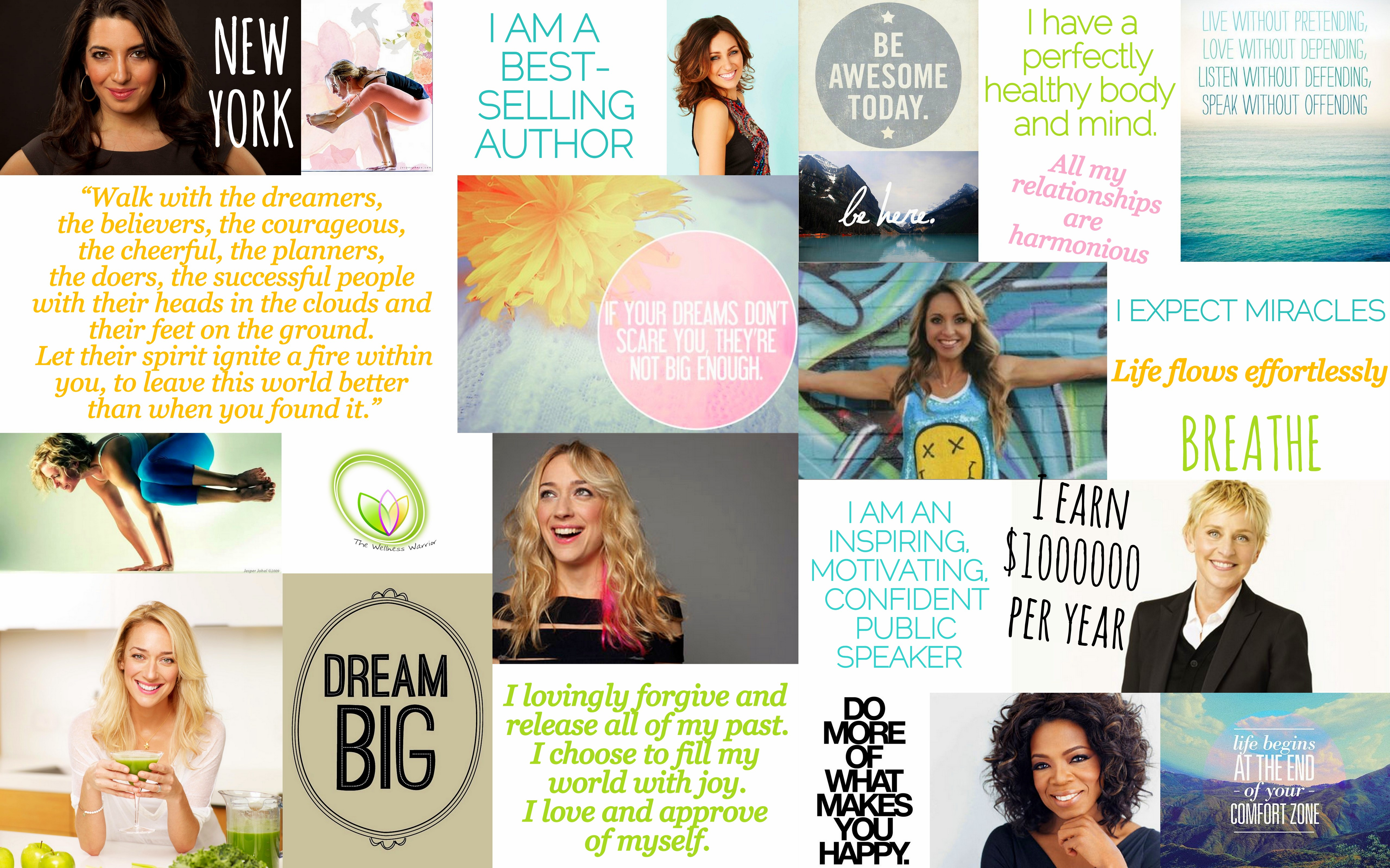 How To Use Your Vision Board Life Skills Resource Group