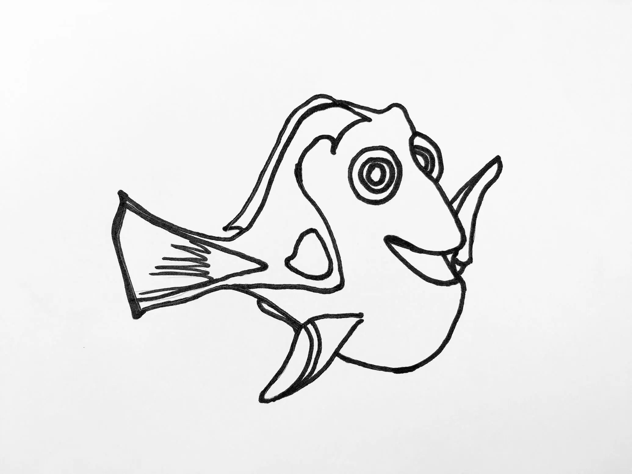 Tissue Box Colouring Pages Sketch Coloring Page