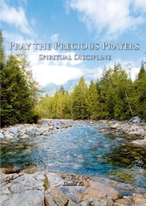 Pray the Precious Prayers. Spiritual Discipline