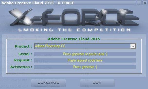 Adobe Crack Keygen
