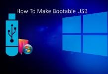 how to make bootable usb - lifestan