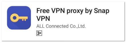 free vpn apps