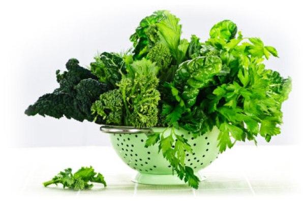 Leafy greens - lifestan